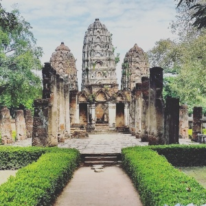 Ancient Ruins of Thailand - Ayutthaya or Sukhothai or both?