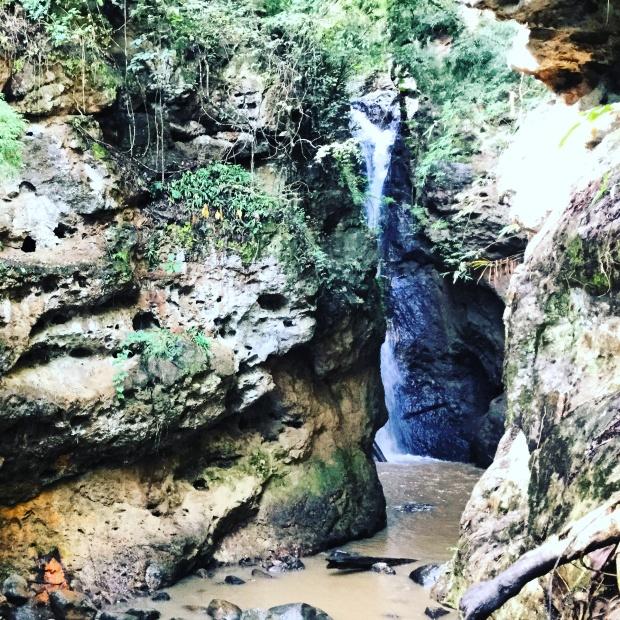 chasing waterfalls @ Pam Bok